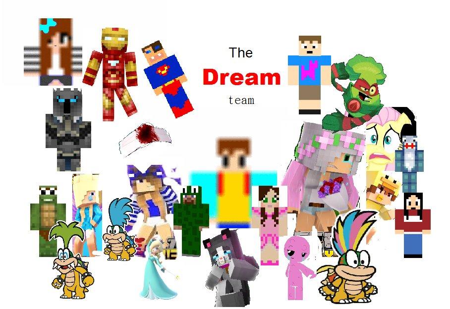 DREAM TEAM on Twitter: \