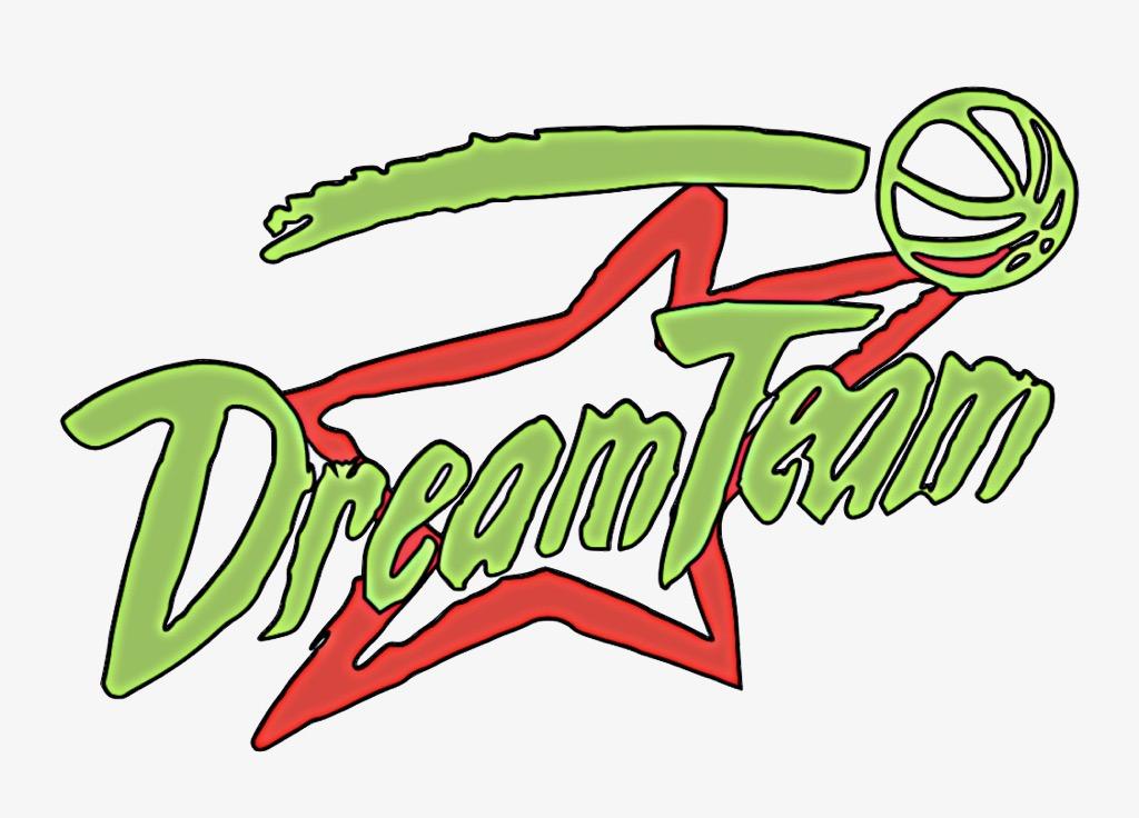 Dream Team Basketball.