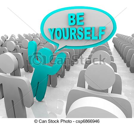 Yourself clipart #9