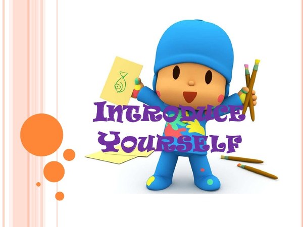 Yourself clipart.