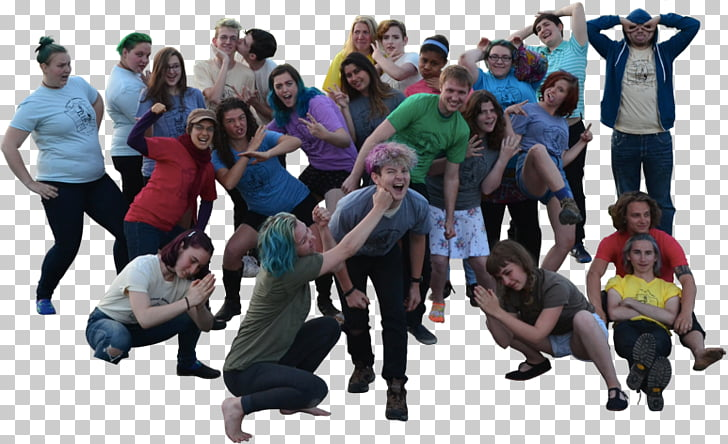 Adolescence Young adult Youth, group people PNG clipart.
