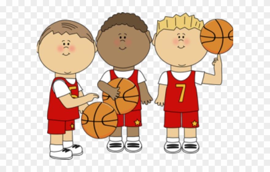 Basketball Team Clipart Youth Basketball.