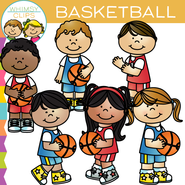 Basketball clipart youth basketball, Picture #82602.