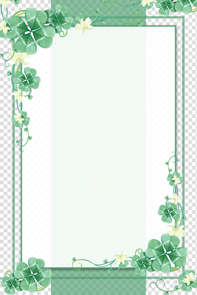 Poster , Clover youth background transparent background PNG.
