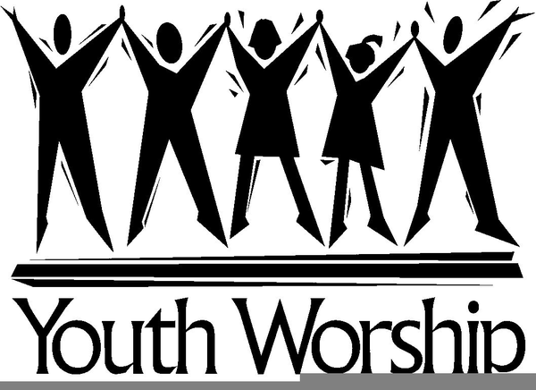 Christian Youth Camp Clipart.