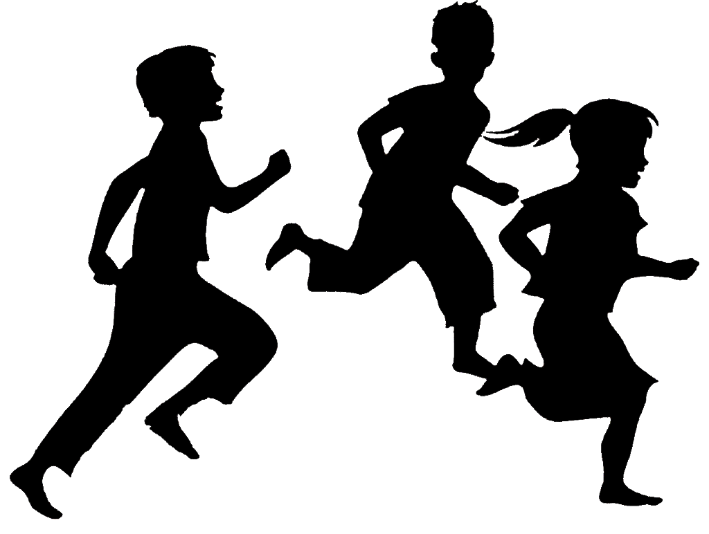 Youth Camp Clipart Silhouette Clipground