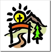 Youth Camp Clipart.