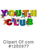 Youth Club Clipart #1.