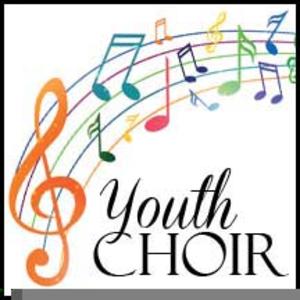 Clipart Youth Choir.