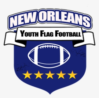 Free Flag Football Clip Art with No Background.