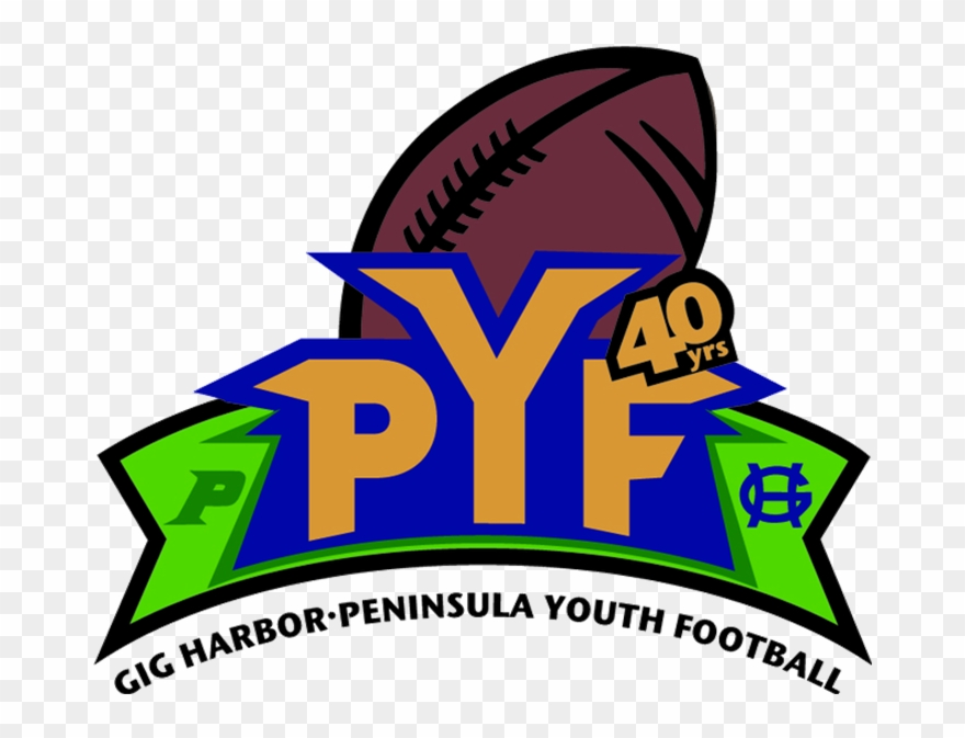 Peninsula Youth Football Association Clipart (#2871064.