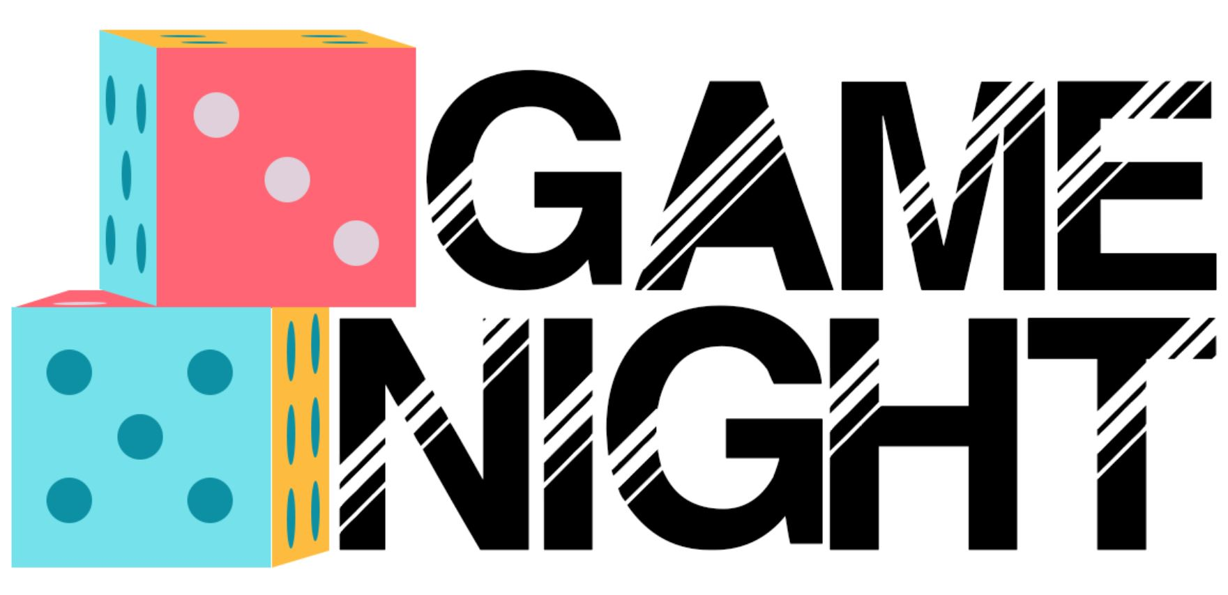Youth Game Night Sun., Oct. 28 at 5:30.