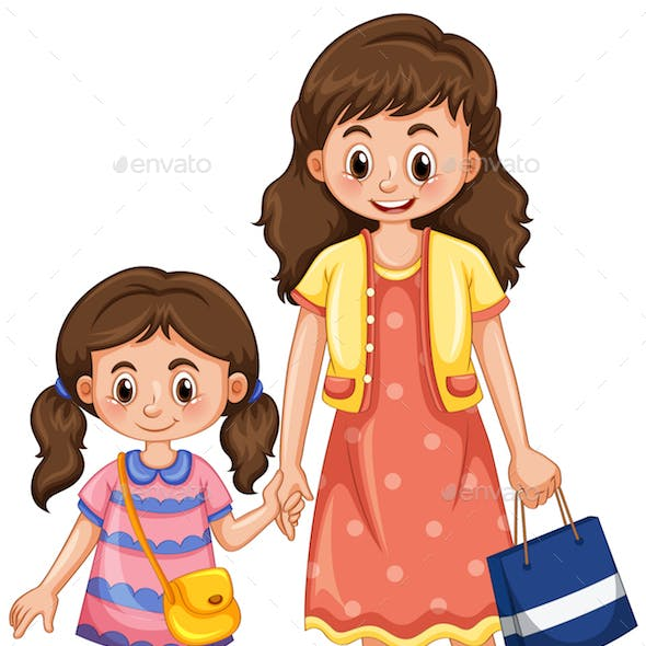 Youth Clipart and Female Graphics, Designs & Templates.