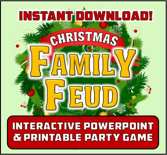 Christmas Dinner Party Games and Ideas!.