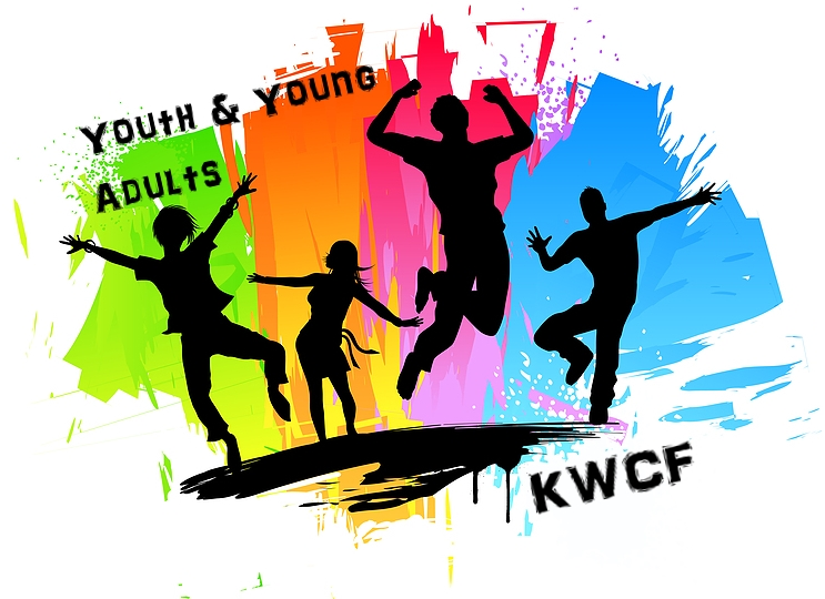 Christian Youth Group Clip Art free image.