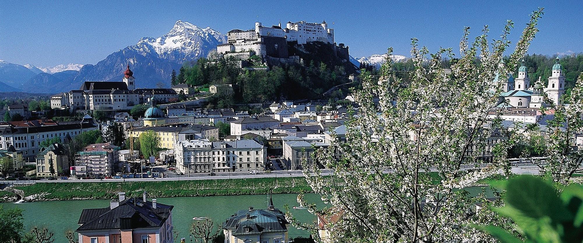 Youth hostel Salzburg.