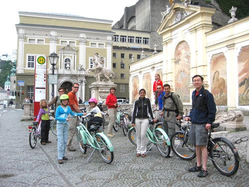 Fräulein Maria´s Bicycle Tour.