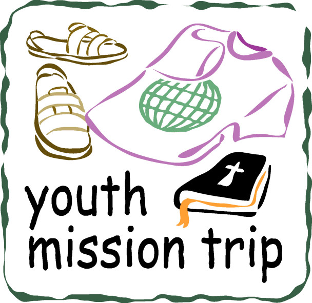 Youth Mission Trip: August 22.