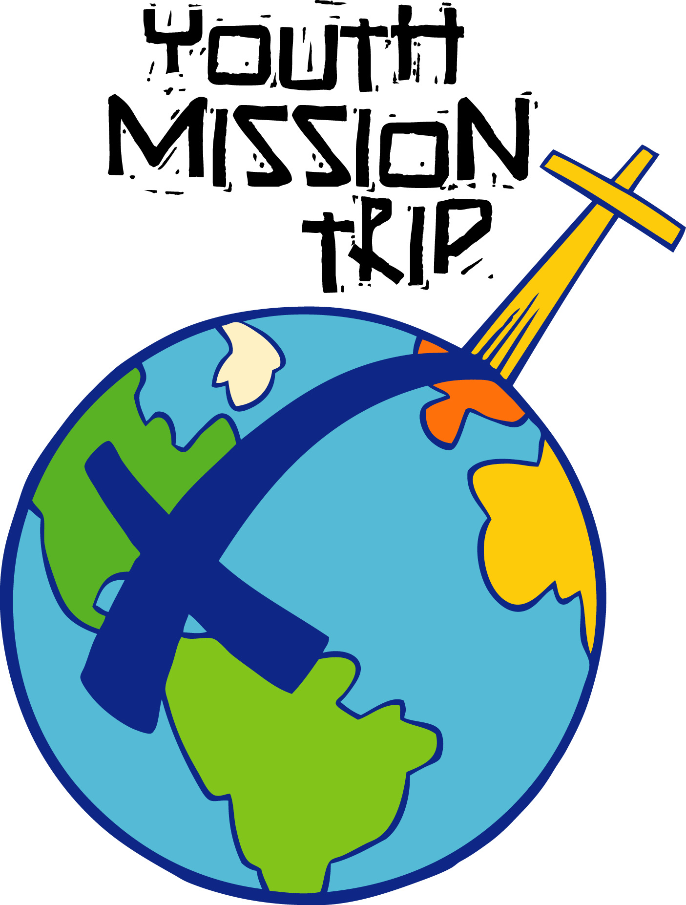 Youth Mission Trip Clip Art July 27 free image.