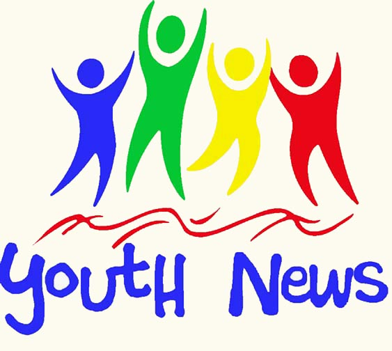 Youth News Clipart.
