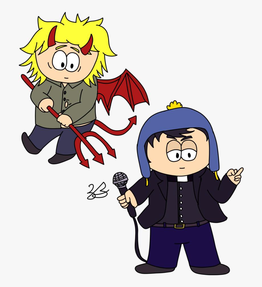 Imp Tweek And Craig By Noizy Bunny.