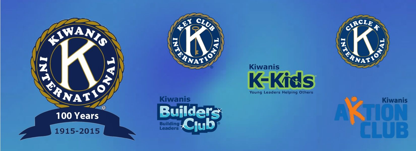 A family of servant leaders: Kiwanis clubs focus on.