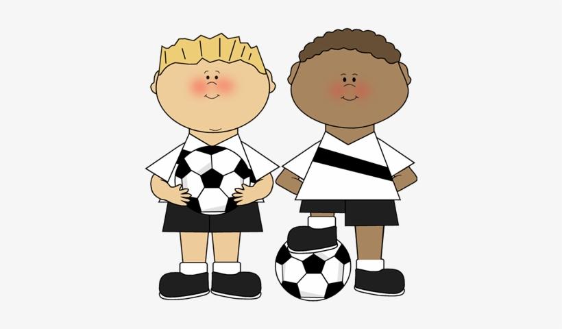 Soccer Clipart For Kids.