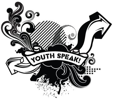 Youth Speak Graphic.