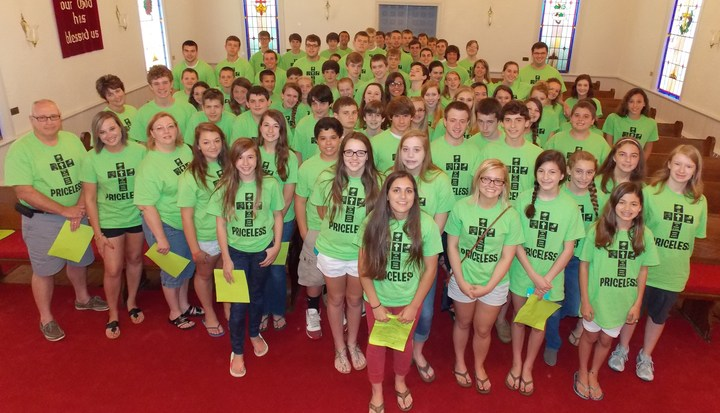 Summer Youth Mission Trips T.