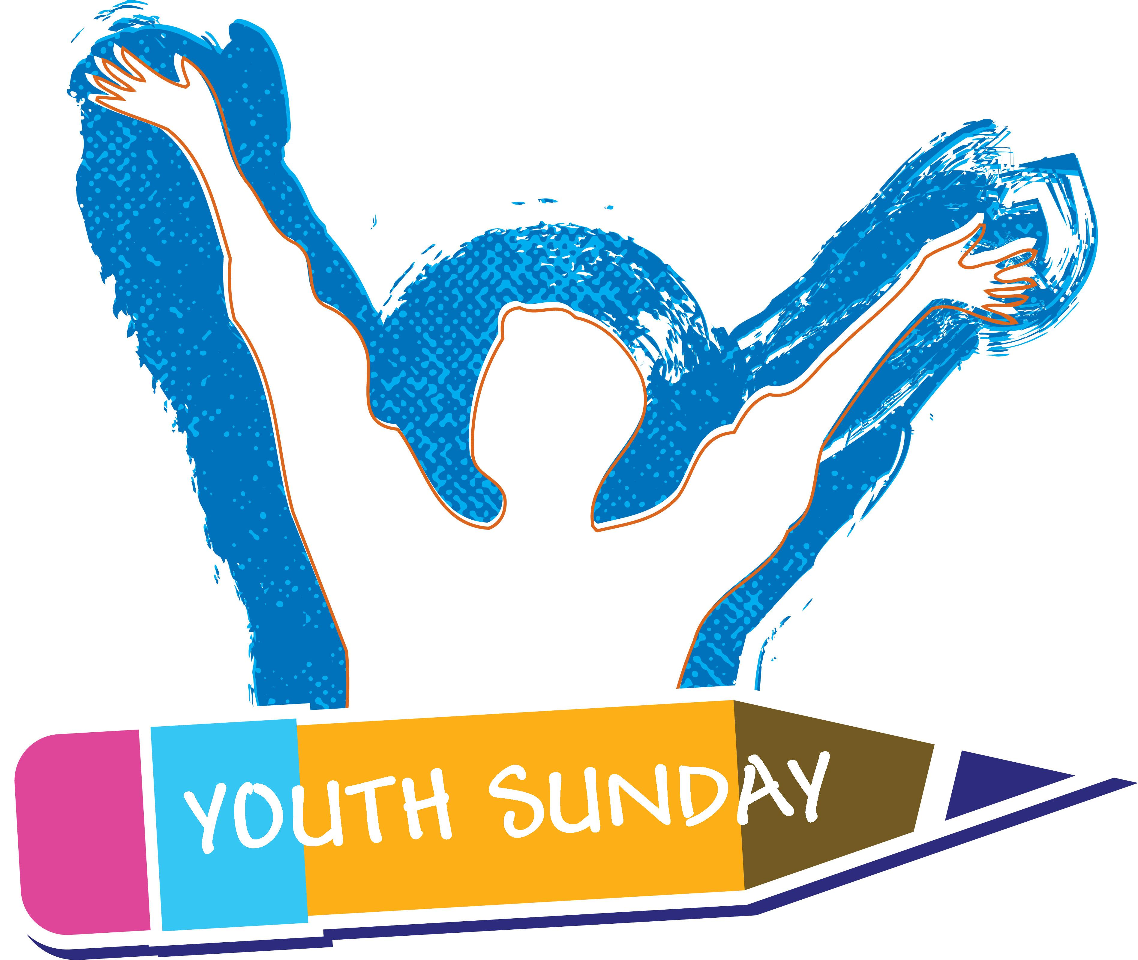 Youth Sunday.