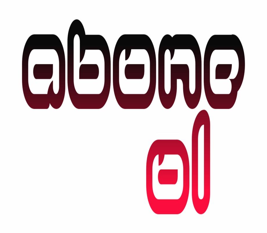 Png Abone Ol.