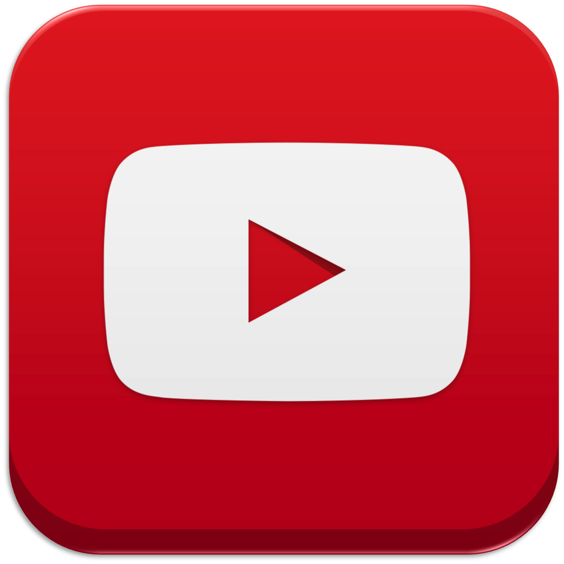 YouTube iOS Mobile app App Store iPad.