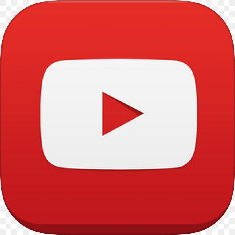 IPhone YouTube Logo, PNG, 1024x1024px, Iphone, App Store.