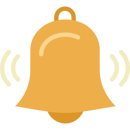 YouTube Bell Icon PNG Transparent Images, Pictures, Photos.