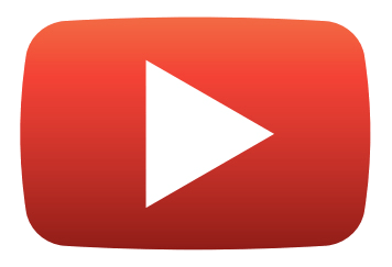 Play Youtube Classic Button transparent PNG.