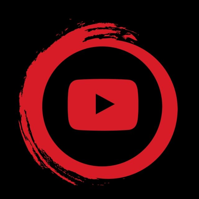 Youtube Logo Icon, Youtube Icon, Youtube Vector, Youtube PNG.