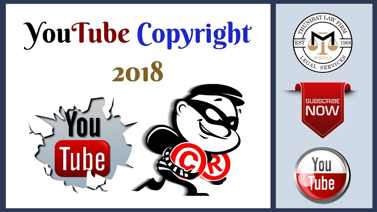 YouTube copyright 2018.