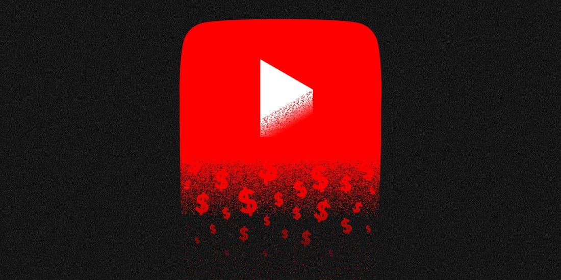 YouTubers\' entire channels can get mistakenly demonetized.