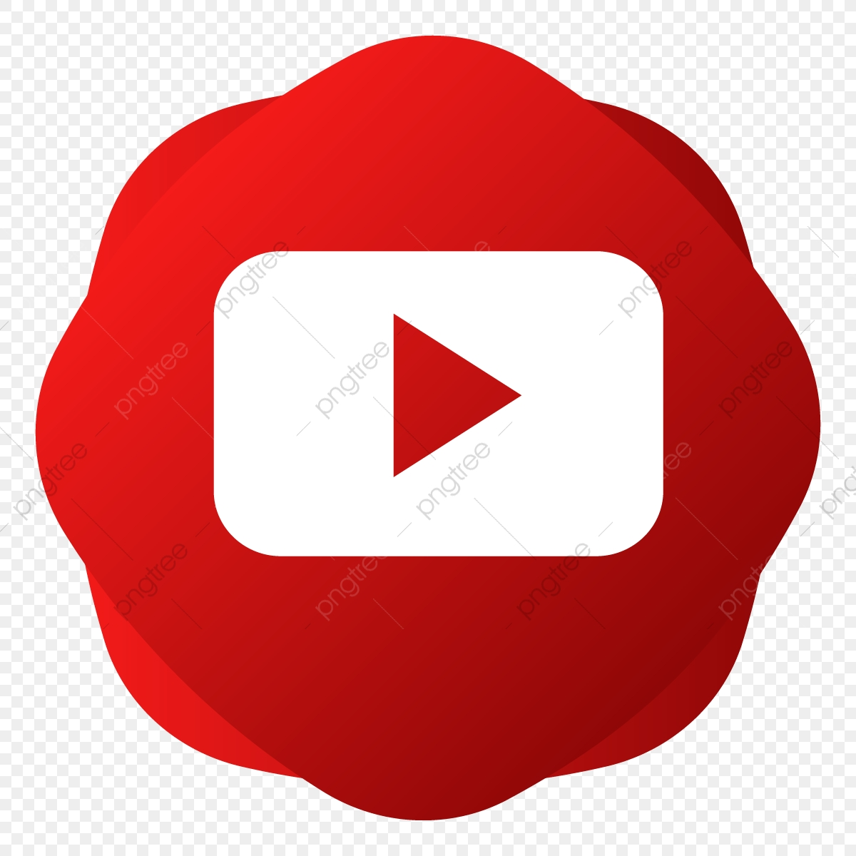 Youtube Png Icon, Youtube, Youtube, Youtube Elemet ícone PNG e vetor.