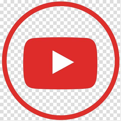 Youtube logo, Computer Icons YouTube, Icon Round Logo Design.