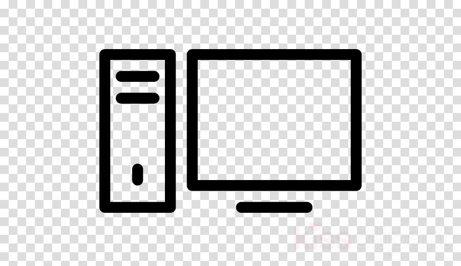 Youtube Black And White Icon clipart.