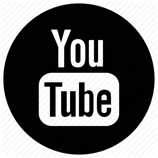 Youtube Circle Icon Png #305809.