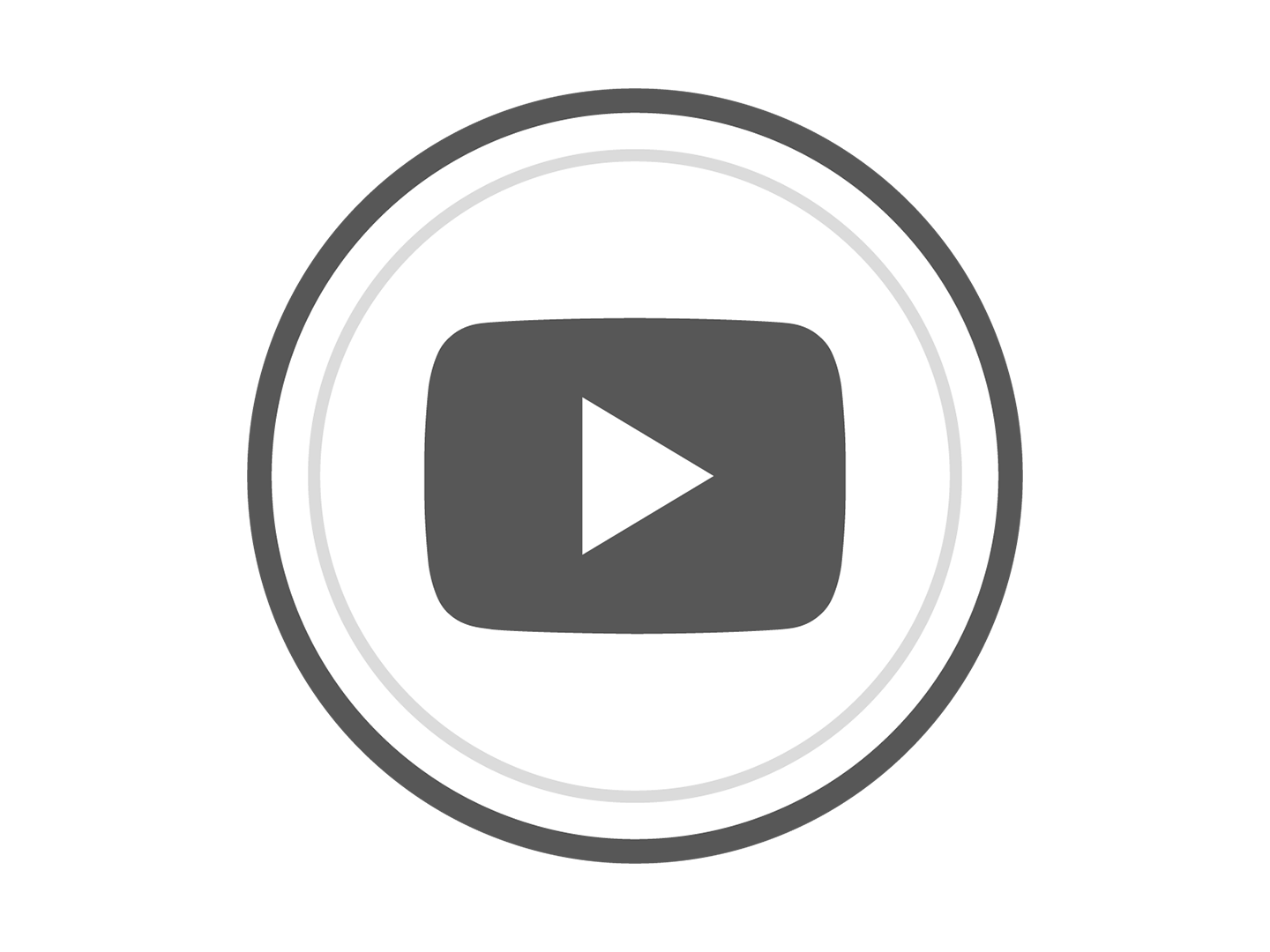 Free Youtube Subscribe Button Round Flat Icon Download by Icons by.