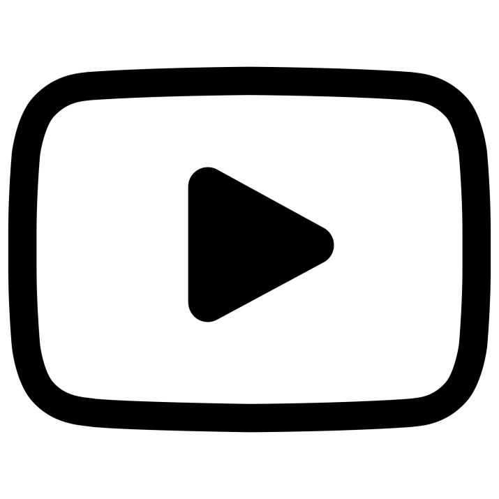 Youtube Black Icon PNG Image Free Download searchpng.com.