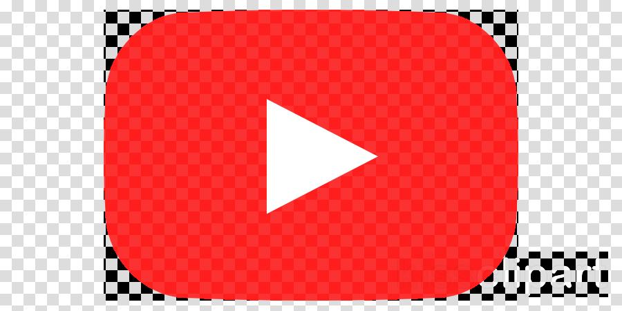 Circle Youtube Logo clipart.
