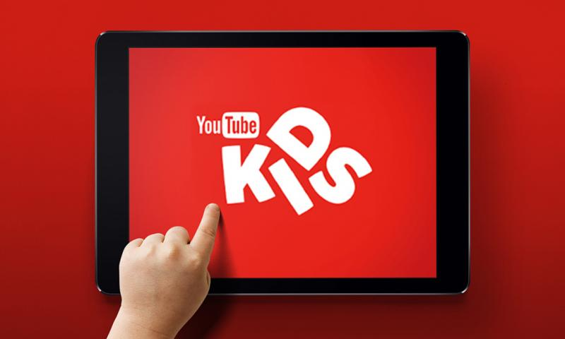 YouTube Kids.
