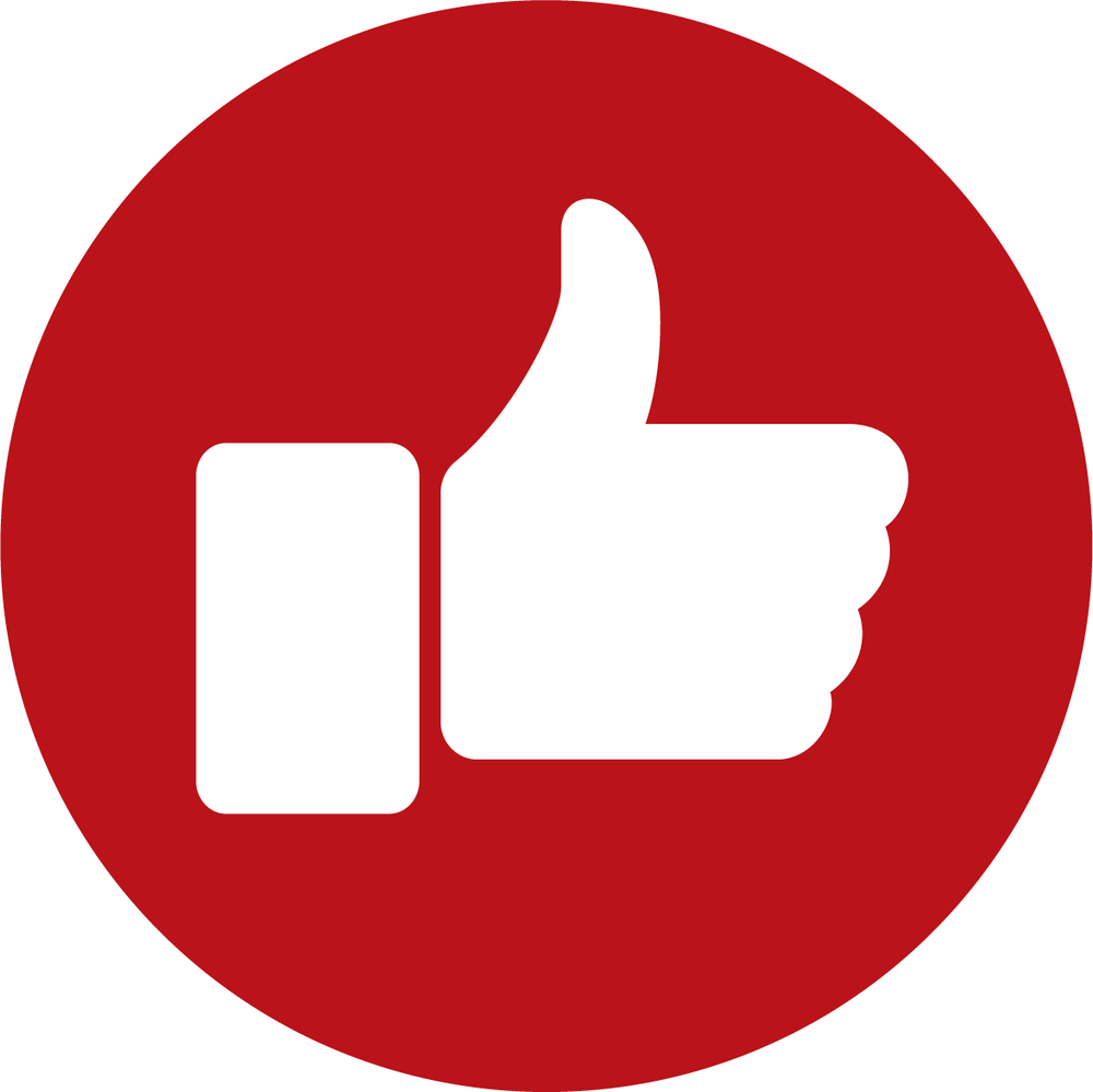 Youtube Like Button Png (99+ images in Collection) Page 1.