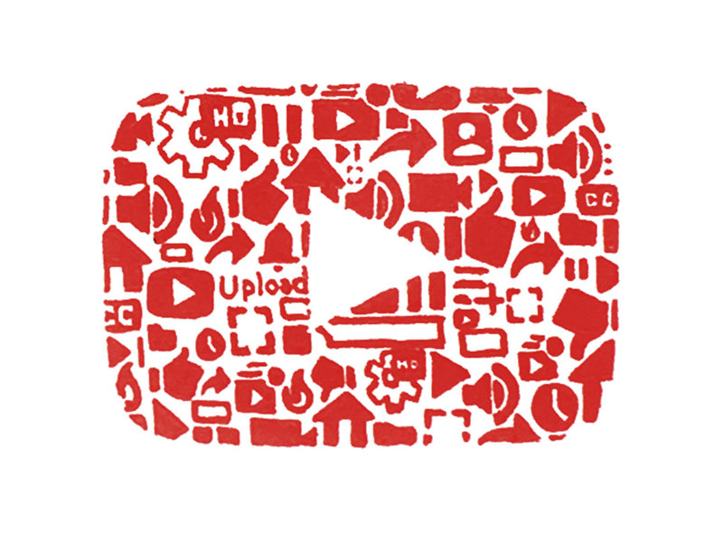 100+ YouTube LOGO, PNG, YouTube Vectors, YT Button [2018].