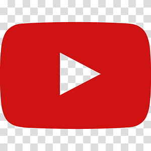 YouTube, Twitter, Facebook, and Instagram icons, YouTube.
