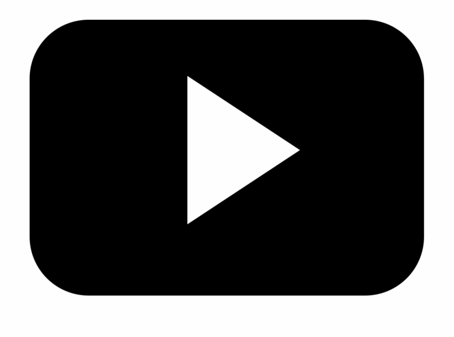 Black Youtube Logo Png.